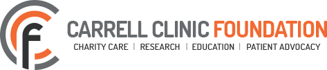 Carrell Clinic Foundation logo